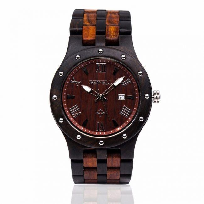Start met meer duurzaam leven met een houten horloge