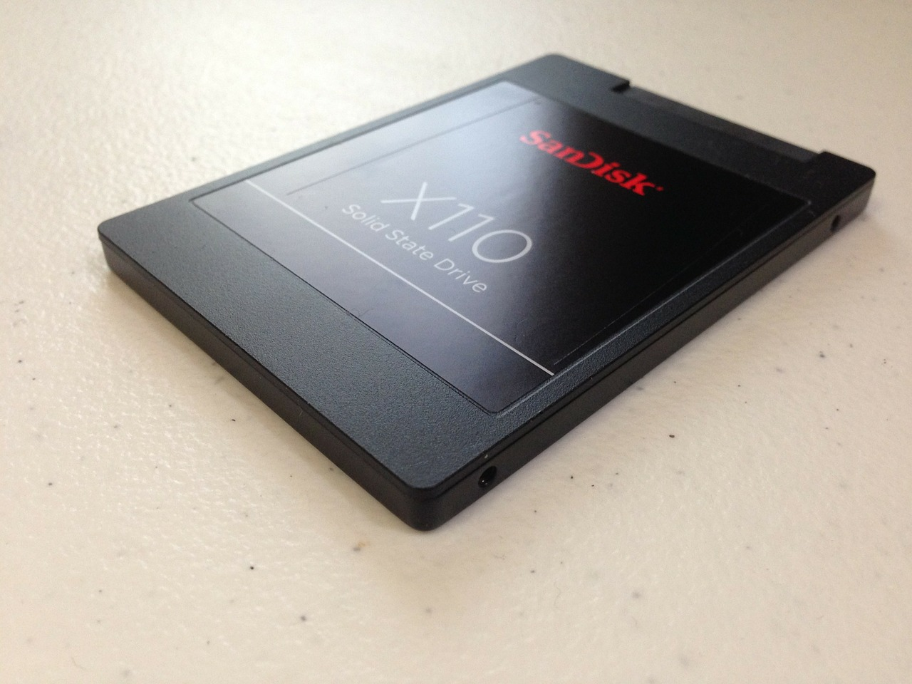 Wat is nou een SSD?
